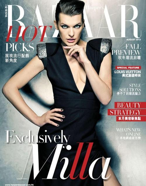 Milla Jovovich Photo (Милла Йовович Фото) американская актриса / Страница - 5