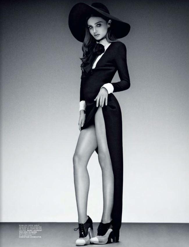 Модель Миранда Керр в фотосессии 60-х годов для Jalouse Miranda Kerr Photo (Миранда Керр Фото) американская модель / Страница - 5