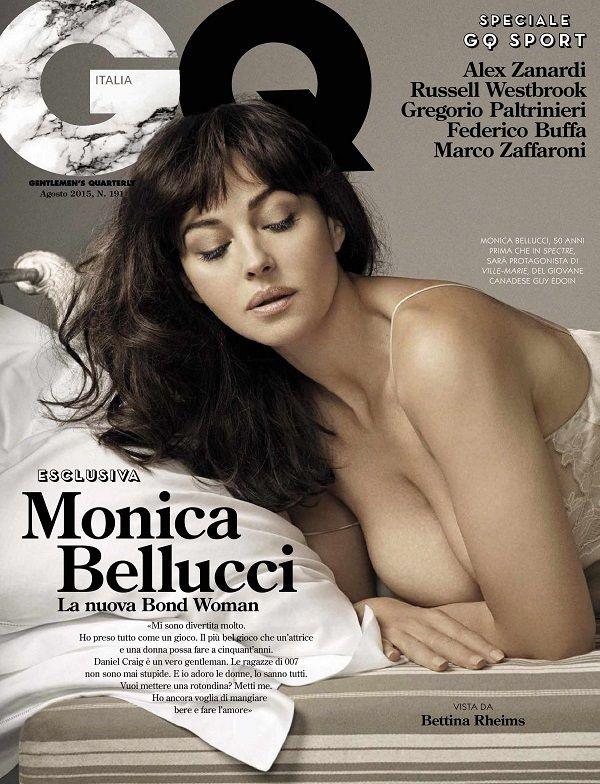 Monica Bellucci Photo (Моника Беллучи Фото) голливудская актриса / Страница - 7