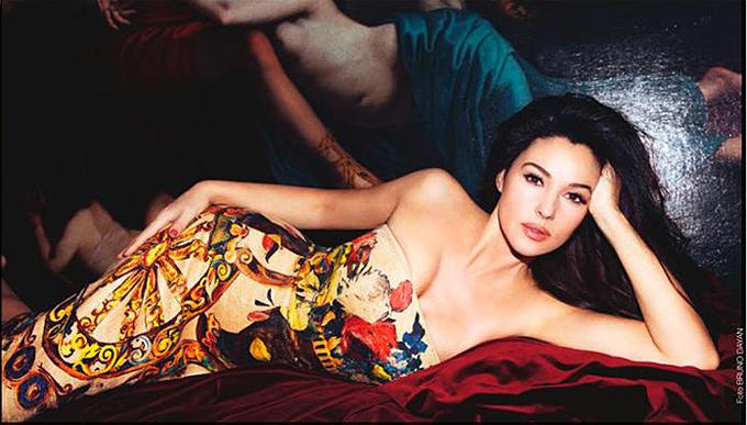 Monica Bellucci Photo (Моника Беллучи Фото) голливудская актриса / Страница - 4