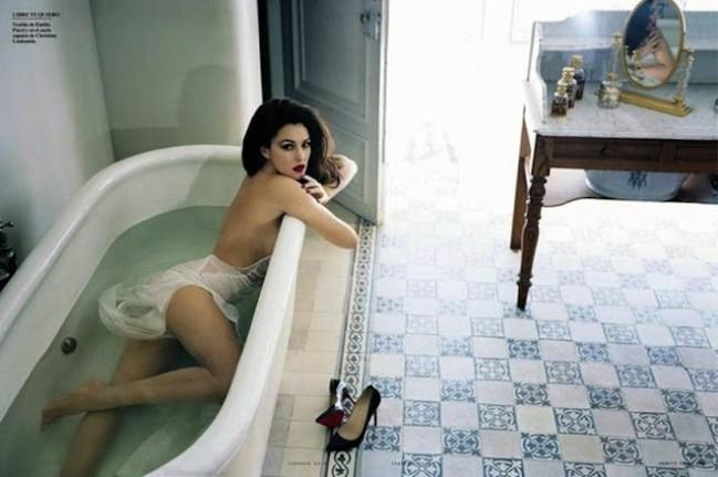 Monica Bellucci Photo (Моника Беллучи Фото) голливудская актриса / Страница - 9