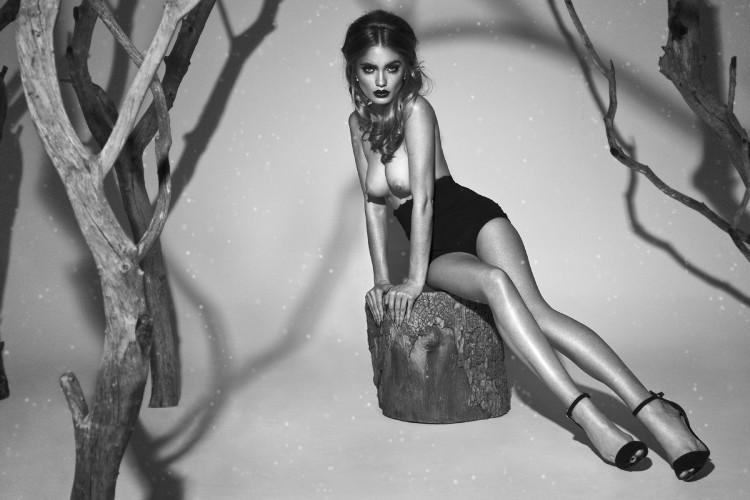 Natalie Morris Photo (Натали Моррис Фото) американская модель / Страница - 1