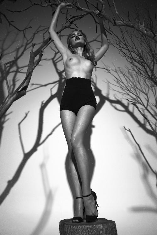 Natalie Morris Photo (Натали Моррис Фото) американская модель / Страница - 2