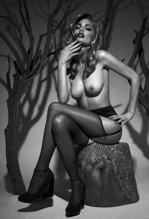 Natalie Morris Photo (Натали Моррис Фото) американская модель / Страница - 5