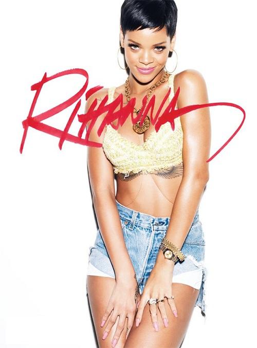 Агрессивная фотосессия Рианны в журнале Complex Rihanna Photo (Рианна Фото) зарубежная американская певица / Страница - 2