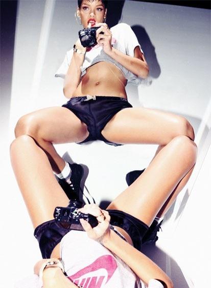 Агрессивная фотосессия Рианны в журнале Complex Rihanna Photo (Рианна Фото) зарубежная американская певица / Страница - 5