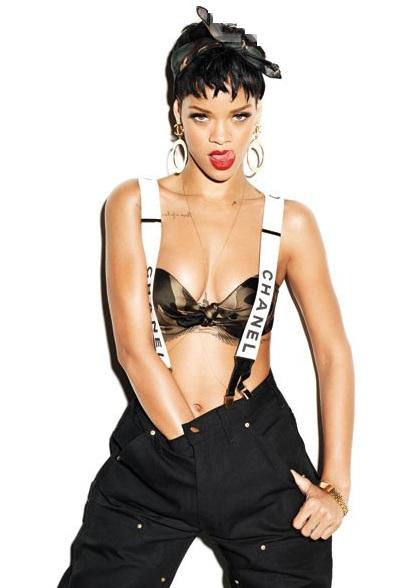 Агрессивная фотосессия Рианны в журнале Complex Rihanna Photo (Рианна Фото) зарубежная американская певица / Страница - 7