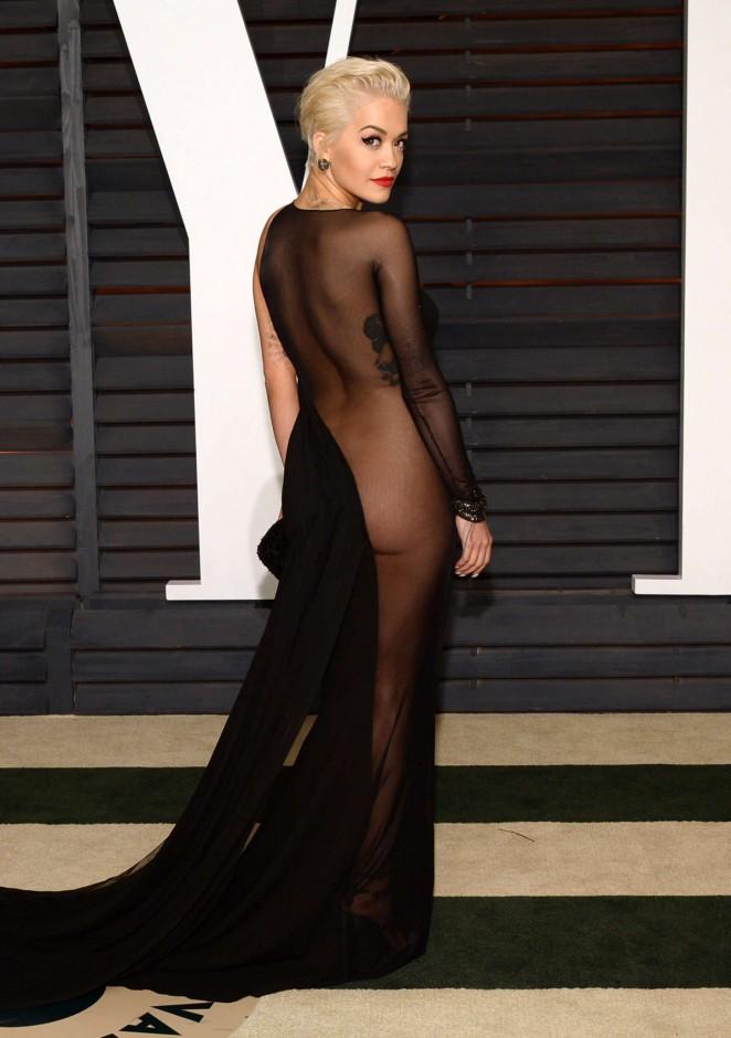 фото голых в вечернем платье