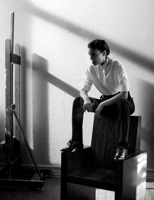 Rooney Mara Photo (Руни Мара Фото) американская актриса / Страница - 4