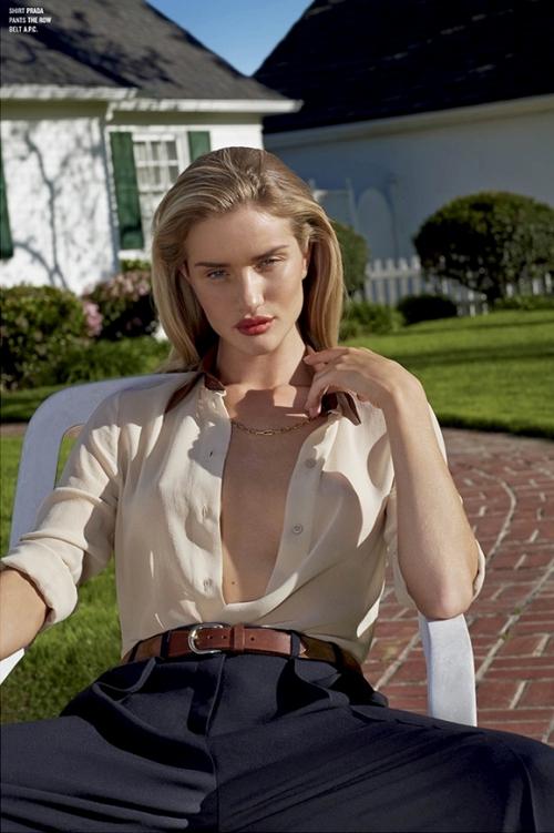 Rosie Huntington Whiteley Photo (Роузи Элис Хантингтон-Уайтли Фото) американская модель, Womens secret / Страница - 4