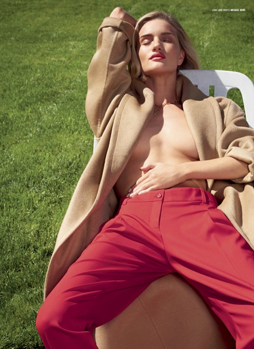 Rosie Huntington Whiteley Photo (Роузи Элис Хантингтон-Уайтли Фото) американская модель, Womens secret / Страница - 5