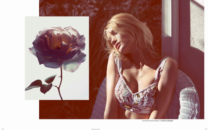 Rosie Huntington Whiteley Photo (Роузи Элис Хантингтон-Уайтли Фото) американская модель, Womens secret / Страница - 8