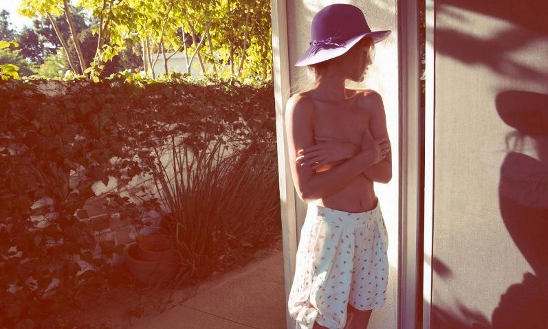 Rosie Huntington Whiteley Photo (Роузи Элис Хантингтон-Уайтли Фото) американская модель, Womens secret / Страница - 9
