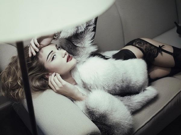 Rosie Huntington Whitely Photo (Роузи Элис Хантингтон-Уайтли Фото) американская модель, Womens secret / Страница - 60