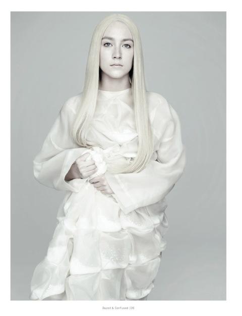 Saoirse Ronan Photo (Сирша Ронан Фото) ирландская актриса / Страница - 1