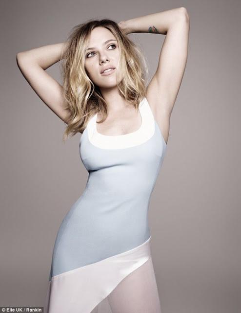 Scarlett Johansson Photo (Скарлетт Йохансон Фото) голливудская актриса / Страница - 11