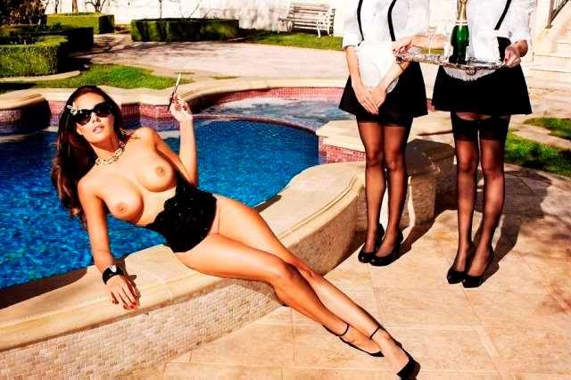 Tamara Ecclestone Photo (Тамара Эклестон Фото) модель