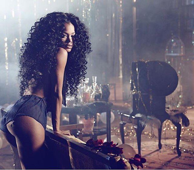 Тейана Тейлор (Teyana Taylor) Фото - певица, танцовщица, актриса (Америка) / Страница - 11