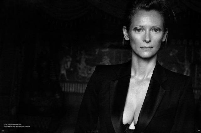 Tilda Swinton Photo (Тильда Суинтон Фото) зарубежная американская актриса / Страница - 12