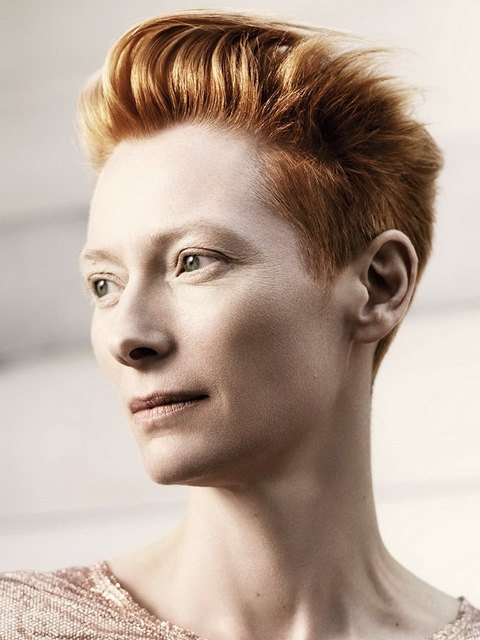 Tilda Swinton Photo (Тильда Суинтон Фото) зарубежная американская актриса / Страница - 17
