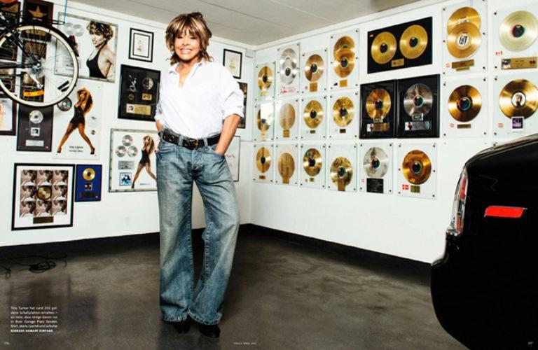 Tina Turner Photo (Тина Тернер Фото) зарубежная певица / Страница - 2