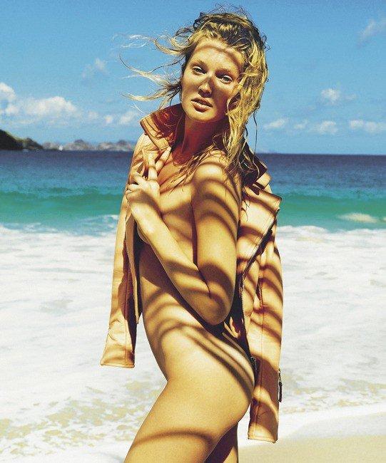 Toni Garrn Photo (Тони Гаррн Фото) немецкая модель / Страница - 9