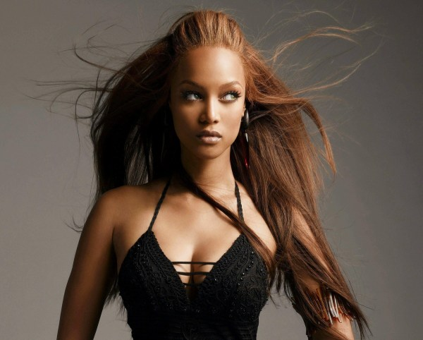 Tyra Banks Photo (Тайра Бенкс Фото) зарубежная модель, телеведущая / Страница - 7