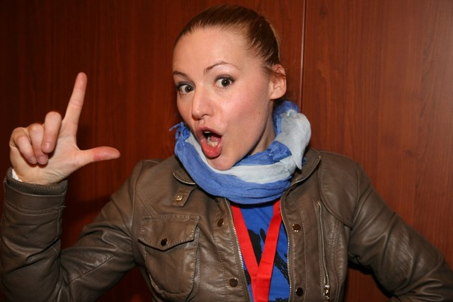 Valentina Monetta Photo (Валентина Монетта Фото) Евровидение 2013 Сан-Марино / Страница - 3