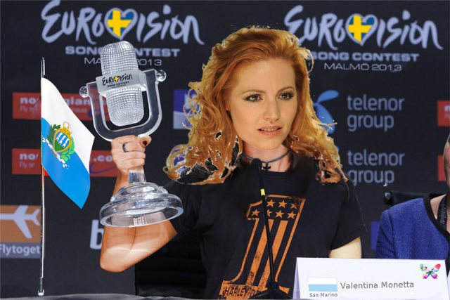 Valentina Monetta Photo (Валентина Монетта Фото) Евровидение 2013 Сан-Марино / Страница - 23