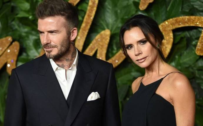 Виктория Бекхэм (Victoria Beckham) Фото - солистка Spice Girls, жена футболиста Девида Бекхема, певица, модельер
