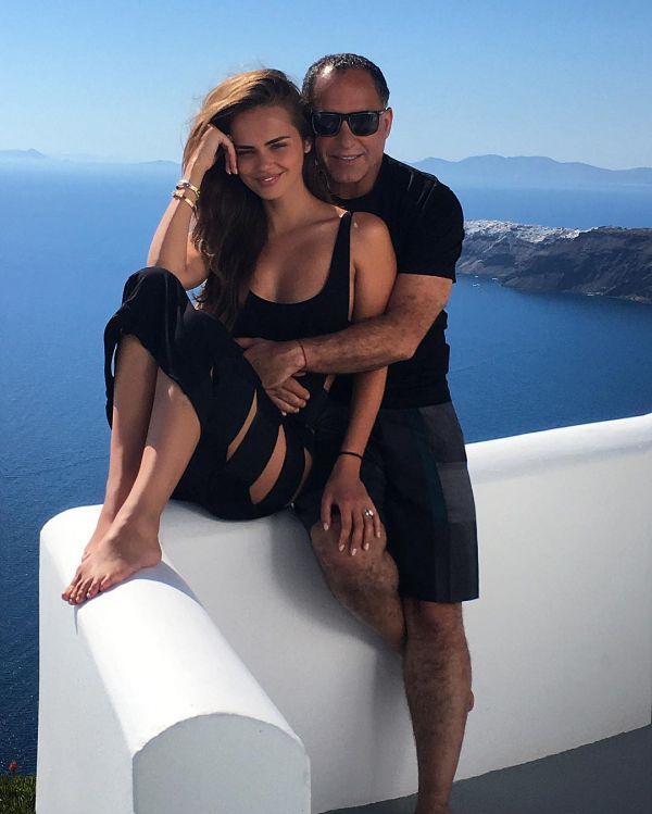 Ксения Дели (Xenia Deli) Фото - модель, жена 62-летнего олигарха из Египта / Страница - 2