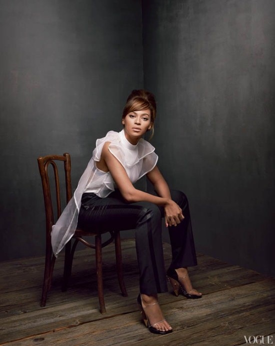 Beyonce Knowles (Бейонсе Ноулз) / Страница - 1