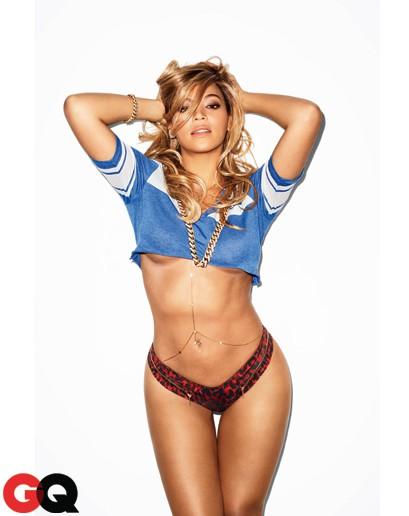 Певица Бейонсе снялась для журнала GQ Beyonce Knowles (Бейонсе Ноулз) / Страница - 3