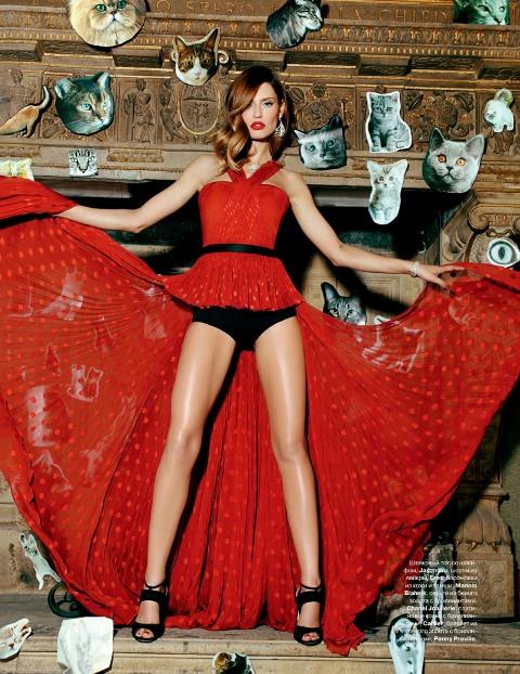 Bianca Balti Photo (Бианка Бэлти Фото) итальянская модель / Страница - 1