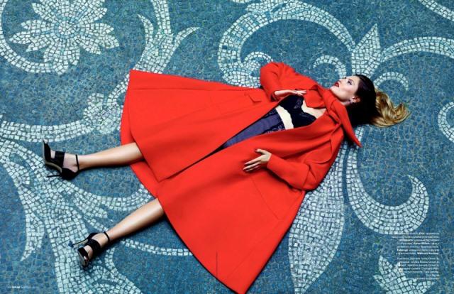 Bianca Balti Photo (Бианка Бэлти Фото) итальянская модель / Страница - 4