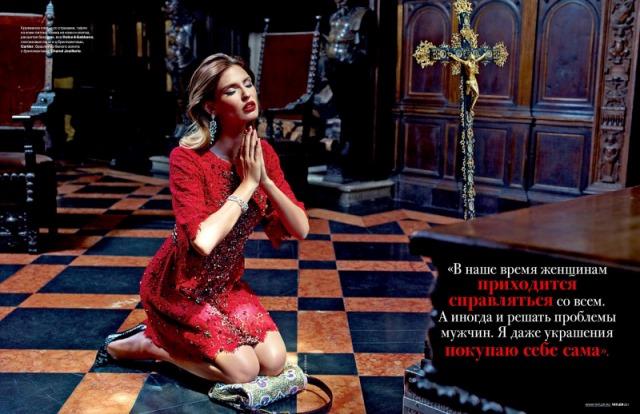 Bianca Balti Photo (Бианка Бэлти Фото) итальянская модель / Страница - 5