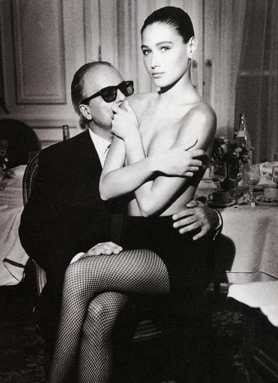 CelebrityVideos.Narod.Ru : Carla Bruni nude, naked, голая, обнаженная Карла