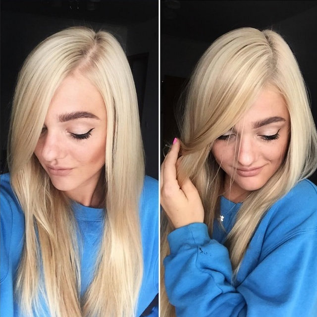 Пудра для волос Mium (Миум) - фото ДО и ПОСЛЕ