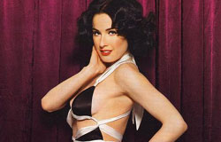 Dita Von Teese Photo (Дита Фон Тиз Фото) американская модель, актриса, певица, бывшая Мерлина Менсона