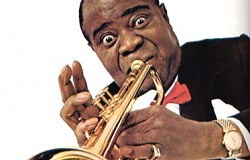 Louis Armstrong Photo (Луи Армстронг Фото) американский джазовый трубач