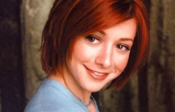 Alyson Hannigan Photo (Элисон Ханниган Фото) американская актриса, снималась в фильме в «Американский пирог»