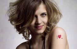 Amandine Bourgeois Biography (Амандин Буржуа Биография) Евровидение 2013 Франция