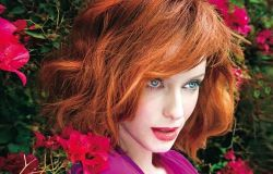 Christina Hendricks Biography (Кристина Хендрикс Биография) американская актриса