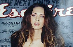 Полная фотосессия Меган Фокс в Esquire