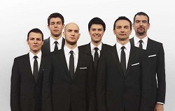 Klapa Ensemble Photo (Клапа Энсембл Фото) Евровидение 2013 Хорватия